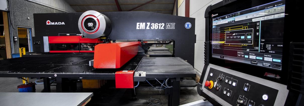 Maskiner på værkstedet
