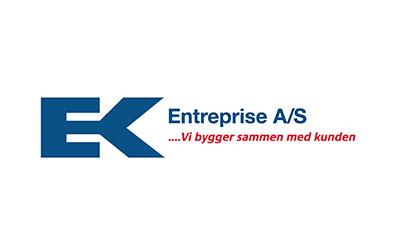 EK Entreprise A/S logo